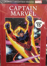 Captain Marvel (Marvel's Mightiest Heroes issue 15) Books