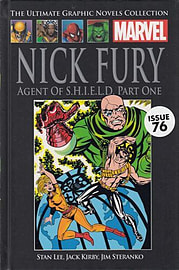 Nick Fury Agent of SHIELD Part One (Marvel Graphic Novel Collection issue 76) Books