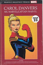 Carol Danvers - Ms Marvel / Captain Marvel (Marvels Mightiest Heroes issue 23) Books