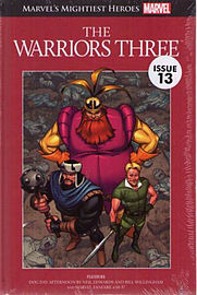 The Warriors Three (Marvel's Mightiest Heroes issue 13) Books