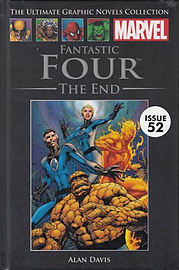 Fantastic Four: The End (Marvel Graphic Novel Collection issue 52) Books