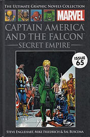 Captain America and the Falcon: Secret Empire (Marvel Graphic Novel Collection issue 65) Books