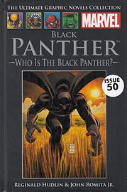 Black Panther: Who is the Black Panther (Ultimate Marvel Graphic Novel Collection issue 50) Books