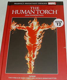 The Human Torch (Marvel's Mightiest Heroes issue 12) Books