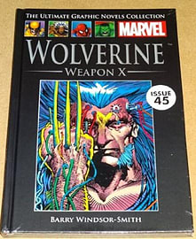 Wolverine: Weapon X (Ultimate Marvel Graphic Novel Collection issue 45) Books