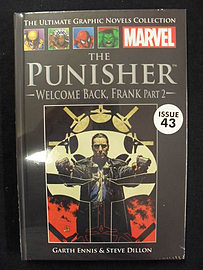 The Punisher: Welcome Back Frank Part 2 (Marvel Graphic Novel Collection issue 43) Books