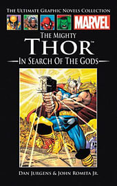 The Mighty Thor: In Search of the Gods (Marvel Graphic Novel Collection issue 27) Books