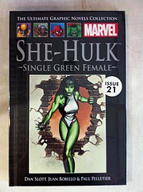 She-Hulk: Single Green Female (Official Marvel Graphic Novel Collection issue 21) Books