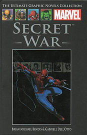 Secret War (Official Marvel Graphic Novel Collection issue 18) Books