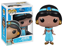 Aladdin Princess Jasmine (52) POP Vinyl Figure Figurines and Sets