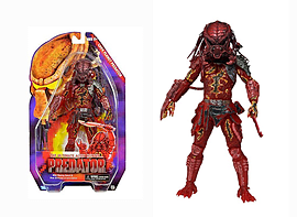 Predators series 10 - Lava Planet Predator Action Figure Figurines and Sets