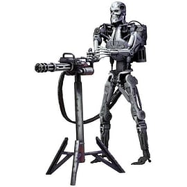 Robocop Vs Terminator Series 1: Endoskeleton Heavy Gunner Figurines and Sets