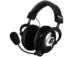Qpad Qh-90 Pro Gaming Hi-fi Headset, Closed, Black PC