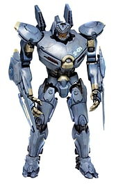 Pacific Rim- Jaeger Striker Eureka Figure Figurines and Sets