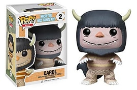 Where The Wild Things Are- Carol POP Vinyl Figure Figurines and Sets