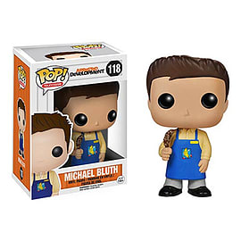 Arrested Development Michael Bluth Banana Stand Pop Vinyl Figure Figurines and Sets
