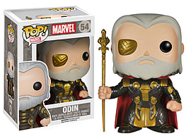 Thor: The Dark World Odin POP Vinyl Bobble Head Figurines and Sets