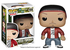 Breaking Bad Jesse Pinkman POP Vinyl Figure (159) Figurines and Sets