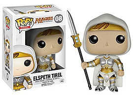 Magic The Gathering- Elspeth Tirel POP Vinyl Figure Figurines and Sets