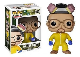 Breaking Bad Walter White Cook Suit (160) POP Vinyl Figure Figurines and Sets