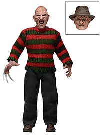 A Nightmare On Elm Street 2- Freddy Action Figure Figurines and Sets