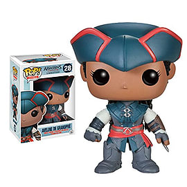 Assassins Creed: Aveline De Grandpre POP Vinyl Figure Figurines and Sets
