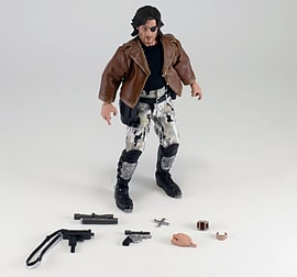Escape From New York- Snake Plissken Action Figure Figurines and Sets