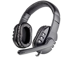 Speedlink Triton Stereo Headset, Black-silver PC