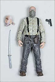 The Walking Dead series 7 Hershel Greene Action Figure Figurines and Sets
