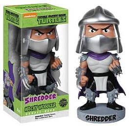 Teenage Mutant Ninja Turtles- Shredder Bobblehead Figurines and Sets