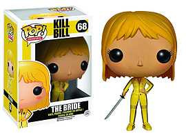 Kill Bill The Bride POP Vinyl Figure Figurines and Sets