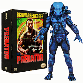 Reel Toys - Predator Classic Video Game Appearance Figure Figurines and Sets