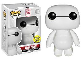 Big Hero 6- Nurse Baymax (Glow In The Dark) POP Vinyl Figure (111) Figurines and Sets