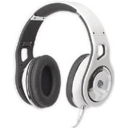 Scosche RH1056MD Reference On Ear Headphones (White) with Inline Microphone PC