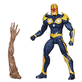 Guardians Of The Galaxy- Marvel's Nova 6 Figure Figurines and Sets