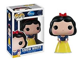 Disney- Snow White POP Vinyl Figure (08) Figurines and Sets