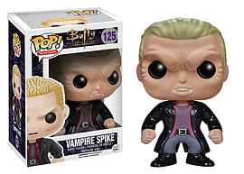 Buffy the Vampire Slayer- Vampire Spike POP Vinyl Figure (125) Figurines and Sets