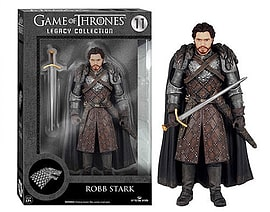 Game Of Thrones Legacy Collection- Robb Stark Action Figure Figurines and Sets