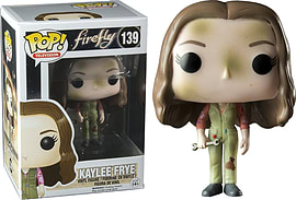 Firefly - Dirty Kaylee Frye POP Vinyl Figure (139) Figurines and Sets