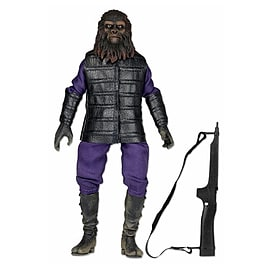 Planet of the Apes- Gorilla Soldier 8 Action Figure Figurines and Sets