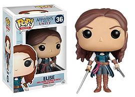Assassins Creed Unity- Elise POP Vinyl Figure (36) Figurines and Sets