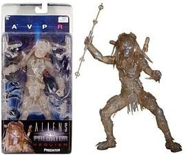 Alien vs Predator: Wolf Stealth Predator Figure Figurines and Sets