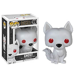 Game Of Thrones Ghost (19) POP Vinyl Figure Figurines and Sets