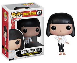 Pulp Fiction- Mia Wallace POP Vinyl Figure Figurines and Sets