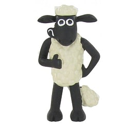 Shaun The Sheep Vinyl Figure Figurines and Sets