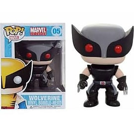 Marvel- Wolverine (X-Force Costume) POP Vinyl Bobble Head (05) Figurines and Sets