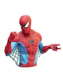 Spider-Man Core Bust Money Bank Figurines and Sets