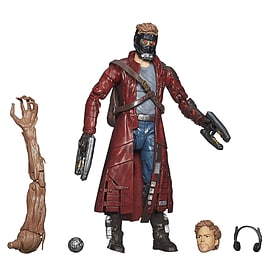 Guardians Of The Galaxy- Star Lord (Peter Quill) 6 Figure Figurines and Sets