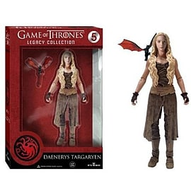 Game of Thrones Daenerys Targaryen Legacy Collection Action Figure Figurines and Sets