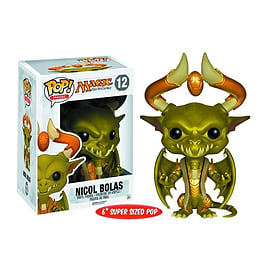 Magic The Gathering- Nicol Bolas POP Vinyl Figure (#12) Figurines and Sets
